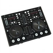 Koolsound DJ Mix Station Console 2 Deck USB MIDI Windows Mac