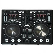 KoolSound DJ Console Mix Station Sound Card MP3 USB MIDI