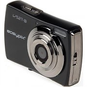 B-Stock - Easypix V527 Ultra slim 12 MP Compact Digital Camera - Black
