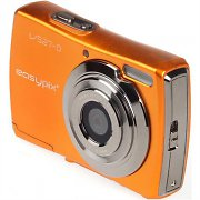 Easypix V527 Slim Orange 12MP Compact Digital Camera