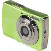 Easypix V527 Slim Green 12MP Compact Digital Camera