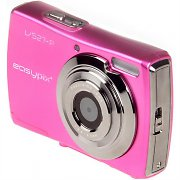 B-Stock - Easypix V527 Ultra slim 12 MP Compact Digital Camera - Pink