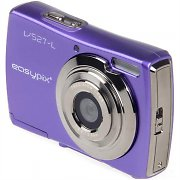 B-Stock - Easypix V527 Ultra slim 12MP Compact Digital Camera - Purple