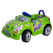 Kids Electric Convertible Toy Car - Ride-On 6V 2-5km/h
