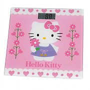 Hello Kitty Kids Bathroom Digital Scales -Pink Glass