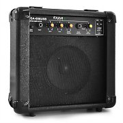 Ibiza GA-006 Compact Guitar Amplifier with USB MP3 Input