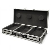 Koolcase Procase DJ and PA Flight Case - 3 Compartments