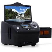 Klarstein Combo Slide Film Photo Scanner SD xD 5.1 MP