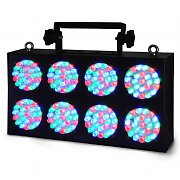 Ibiza LED DJ Party Light 192 RGB LEDs with DMX Control