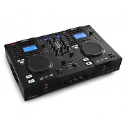Ibiza DJ Scratch 200 Dual CD USB MP3 Player / Mixer