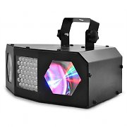 Beamz Uranus Moonflower LED DJ Light Effect 6-channel Strobe