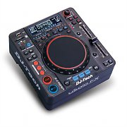 DJ Tech FX uSolo MP3 DJ VJ Controller USB MIDI SD Scratch