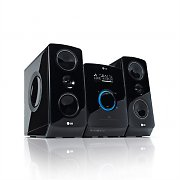 LG FB164 DVD-Stereo System with iPod Dock &amp; 3-Way Speakers