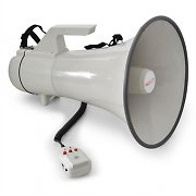 Auna Megaphone Loudspeaker 45W 1.5km with Record Function