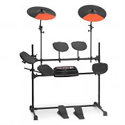 Schubert C16 Electronic Drum Kit MIDI SD AUX MP3 Recording