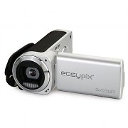 Easypix DVC5127 Camcorder Digital Camera 12MP SD USB Photos