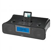 AEG SRC-4321 iPod Docking Station Clock Radio System