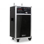 Skytec ST-140 Mobile Active PA Speaker System DVD Microphone