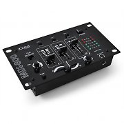Ibiza TMX-800 DJ Mixer 3/2 Channel with Cue Function
