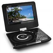 "Takara DIV116R In-Car DVD Player 7"" LCD Screen SD USB MP3"