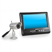 Duramaxx Watchguard Wireless CCTV System Video Monitor IR