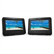 "Marquant MCDKIT15 Portable DVD Player 7"" Displays USB SD"