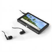 "B-Stock - Denver MPM-4024 Video Player 4 GB MP3 USB 4.3"" Display"