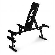 Klarfit Folding Weight Training Bench Sit Up Bench