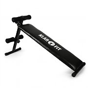 Klarfit FIT-BT5 Sit Up Bench Abdominal Crunch Exerciser