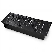 Skytec STM3004 4-channel DJ Mixer Mixing Desk Microphone MP3