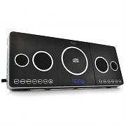 Clip Sonic CH1031 Compact Stereo System USB-MP3 CD Player
