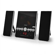 B-Stock - Clip Sonic CH1032 Compact Stereo System USB-MP3 CD Player Al