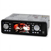 "Denver CUT-301 Multimedia Player 3"" Display USB SD Video"