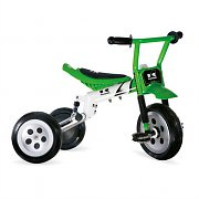 Kawasaki MX Racer Kids Off Road Tricycle Green