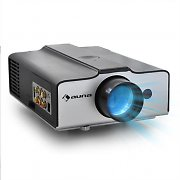 Klarstein EH3BS Home Cinema LED HD-Ready Projector HDMI