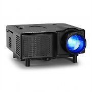 Klarstein LED Mini Home/Office Projector USB SD HDMI VGA