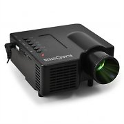 Klarstein LED Mini Home/Office Projector with USB Input