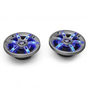 Auna CS-LED6 Blue LED 6.5&quot; Inch Car Audio Speakers 800W Pair