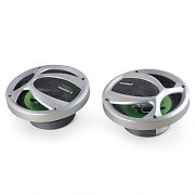 "Treefrog TF-652 6.5"" Car Speakers 600W Frog-Green"