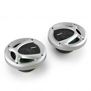 Treefrog TF-542 Pair 5.25&quot; Green Frog Car Speakers - 400W