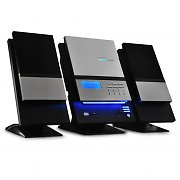Krueger & Matz KM7089 Stereo System with CD Radio USB SD MP3