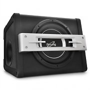 Peiying BA250X Active Car Audio Subwoofer 10&quot; 400W