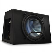 "Peiying BC250X Car Active 10"" Subwoofer 400W Black"