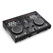 Citronic MP-X10 USB DJ Midi Controller MP3 with Virtual DJ
