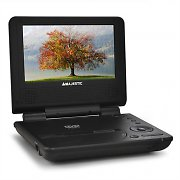 Majestic DVX-317D Portable DVD Player TV with Freeview 7""