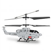 Takira Remote Control Helicopter RC Missile Searchlight