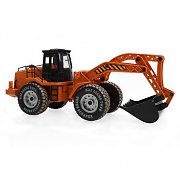 Takira Wireless Remote Control Kids Excavation Backhoe Digger Truck