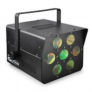 QTX Heptagon DJ Disco Light 162 LED 6-Channel DMX