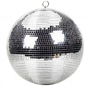 "Skytec 151.585 12"" Mirror Disco Ball"