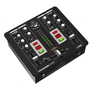 Behringer VMX100USB 2 Channel DJ Mixer USB PC Mac
